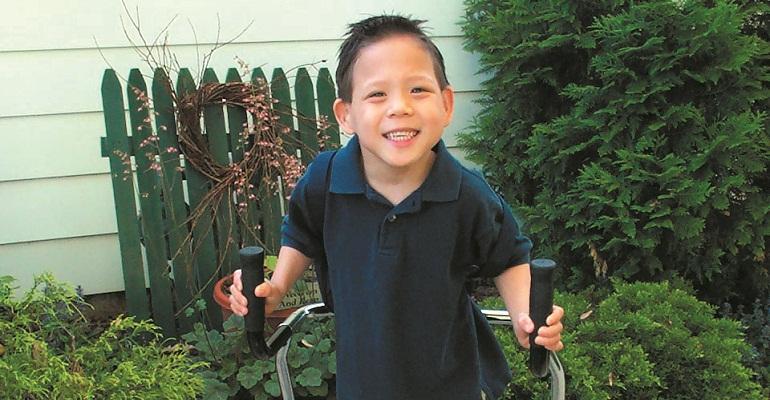 One mom explains special needs adoption to her son's class.