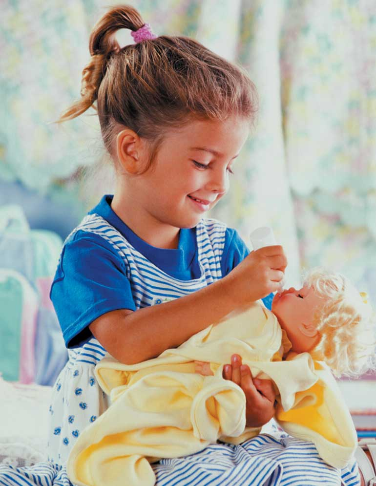 Fantasy Based Pretend Play Is >> Encouraging Pretend Play In Your Adopted Child