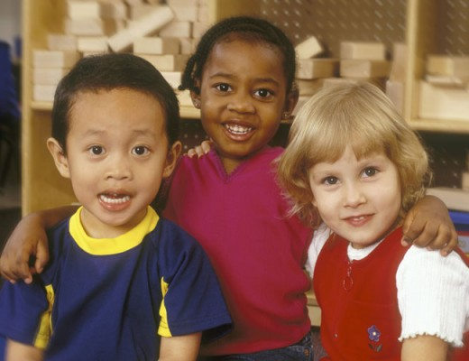 Your child should be in charge of the method of talking about adoption in the preschool classroom