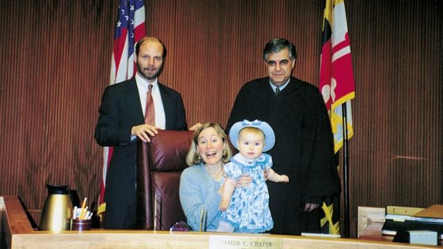 The Carneys' adoption finalization