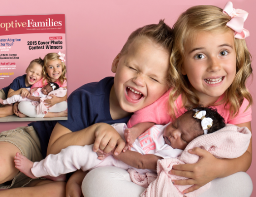 Enter Adoptive Families Cover Photo Contest - 2015 winners