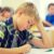 Perfectionist children may become overly stressed about tests at school