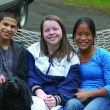 Adoptees whose parents attend an adoptive-moms support group
