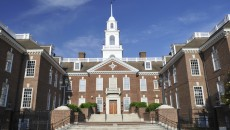 The house where representatives decide Delaware adoption laws