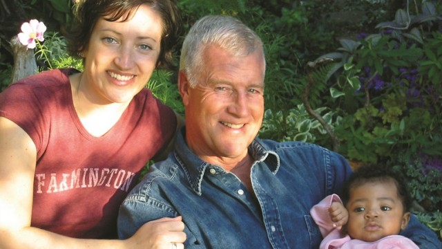 One woman's story of stepparent adoption