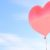 Adoption stories are symbolized by a heart shaped balloon.