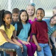 International adoption overview: some of these school children came to America through international adoption