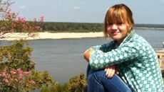 A child who joined her family through Latvia adoption