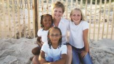 Sherri Gragg and her three children