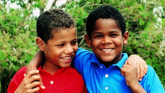 After intitial resistance to adoption, these two boys found a forever family