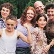 Making the choice to adopt an older child created a family