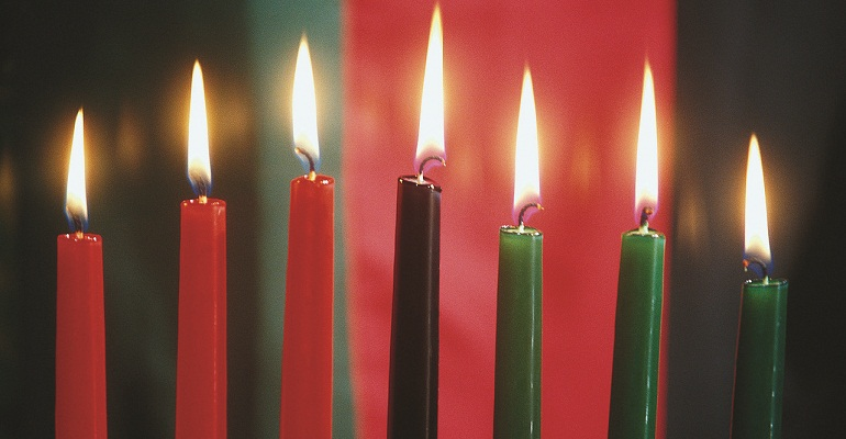 Use these tips for celebrating Kwanzaa in your multicultural family.