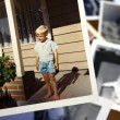 Old photos of childhood memories