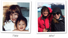 Enter the Adoptive Families Then and Now Photo Contest