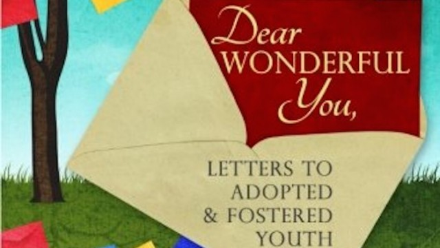 Cover of Dear Wonderful You