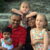 author Lakshmi Iyer with her family through transracial adoption