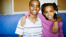 brothers and sisters benefit from knowing about and seeing their birth siblings after adoption