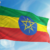 An Ethiopian flag flaying in Ethiopia, which has recently suspended international adoption