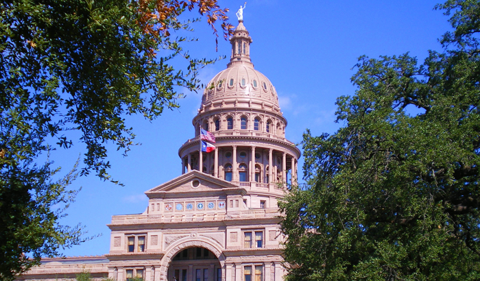 the Texas Senate, which recently passed a bill allowing publicly funded adoption agencies from discriminating based on religion