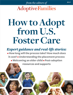 How to Adopt from U.S. Foster Care eBook cover