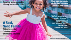 Adoptive Families magazine March 2018 issue cover