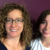 Author Karen Hindhede and her daughter through domestic open adoption